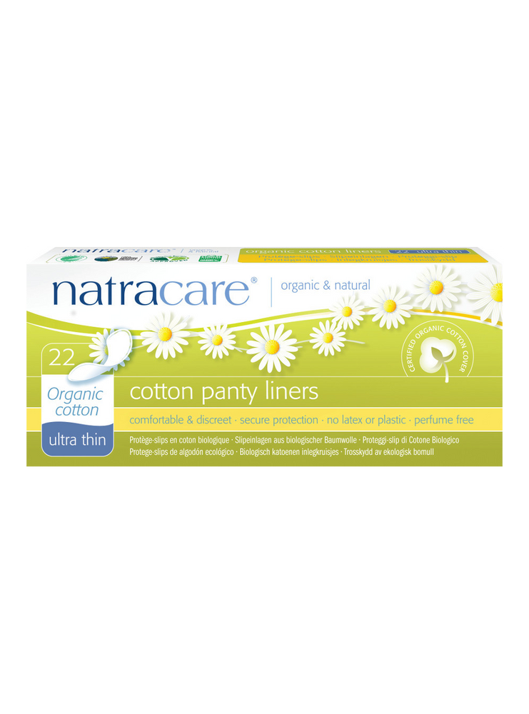 NATRACARE ULTRA THIN PANTY LINERS