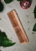 Neem wood Hair Comb – Large
