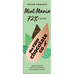 RAW CHOCOLATE BAR – MINT
