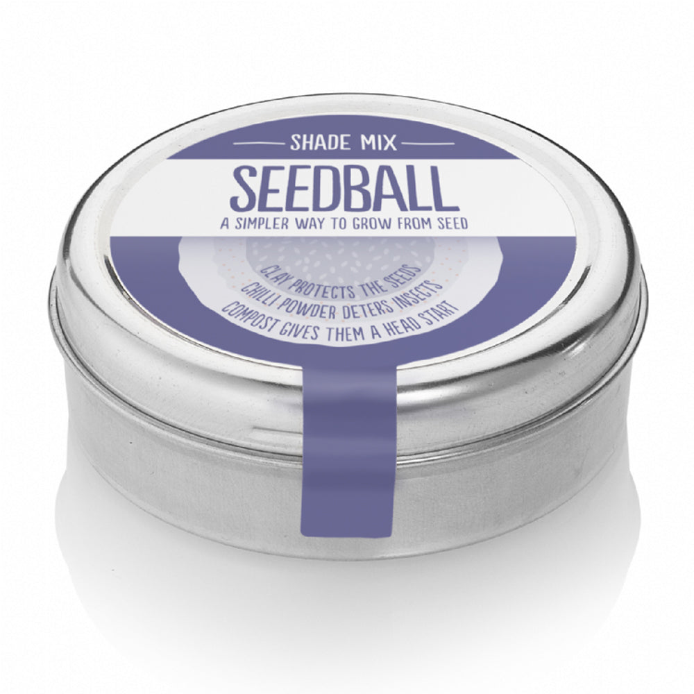 SEEDBALL SHADE MIX