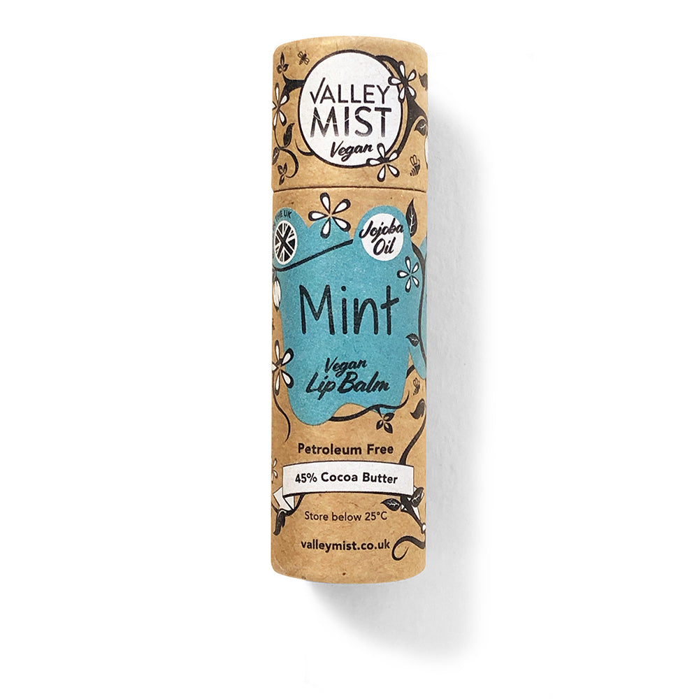VALLEY MIST VEGAN MINT LIP BALM