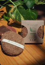 COCONUT FIBER COIR SCRUB (PACK OF 5)