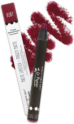 Beauty Made Easy Le Papier Matte lipstick - Mighty Matte RUBY