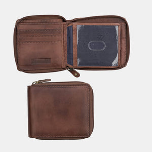 Ridgeback Zip Around Wallet 6427