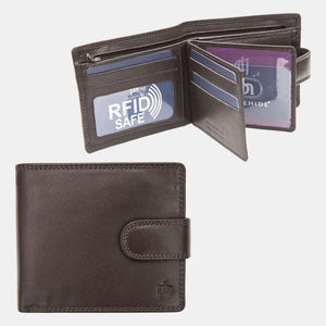 Washington Mens Classic RFID Wallet 3088