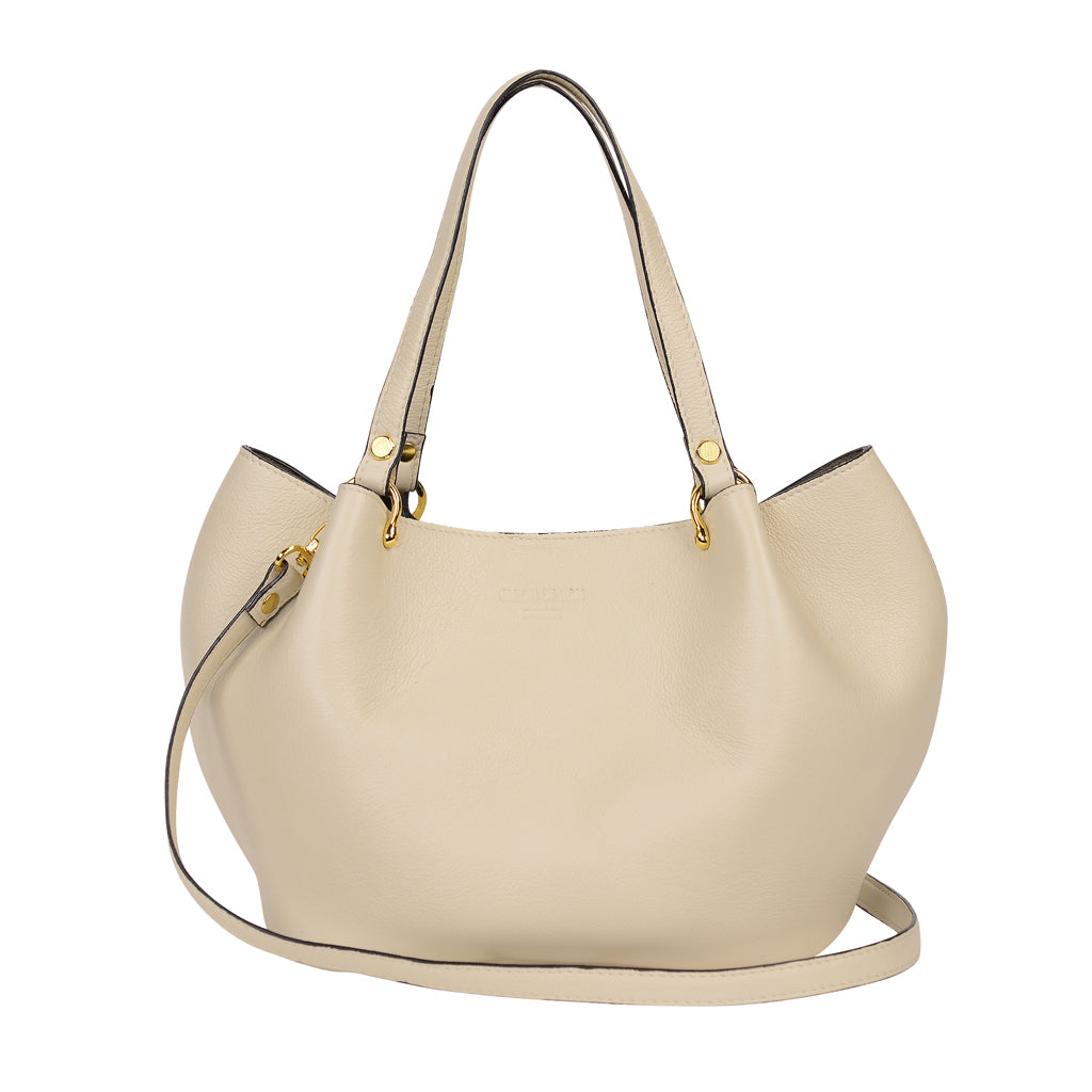 Olivia Structured Crossbody Bag