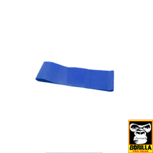 "Load image into Gallery viewer, 10"" BLUE EXERCISE BAND LOOP HEAVY"