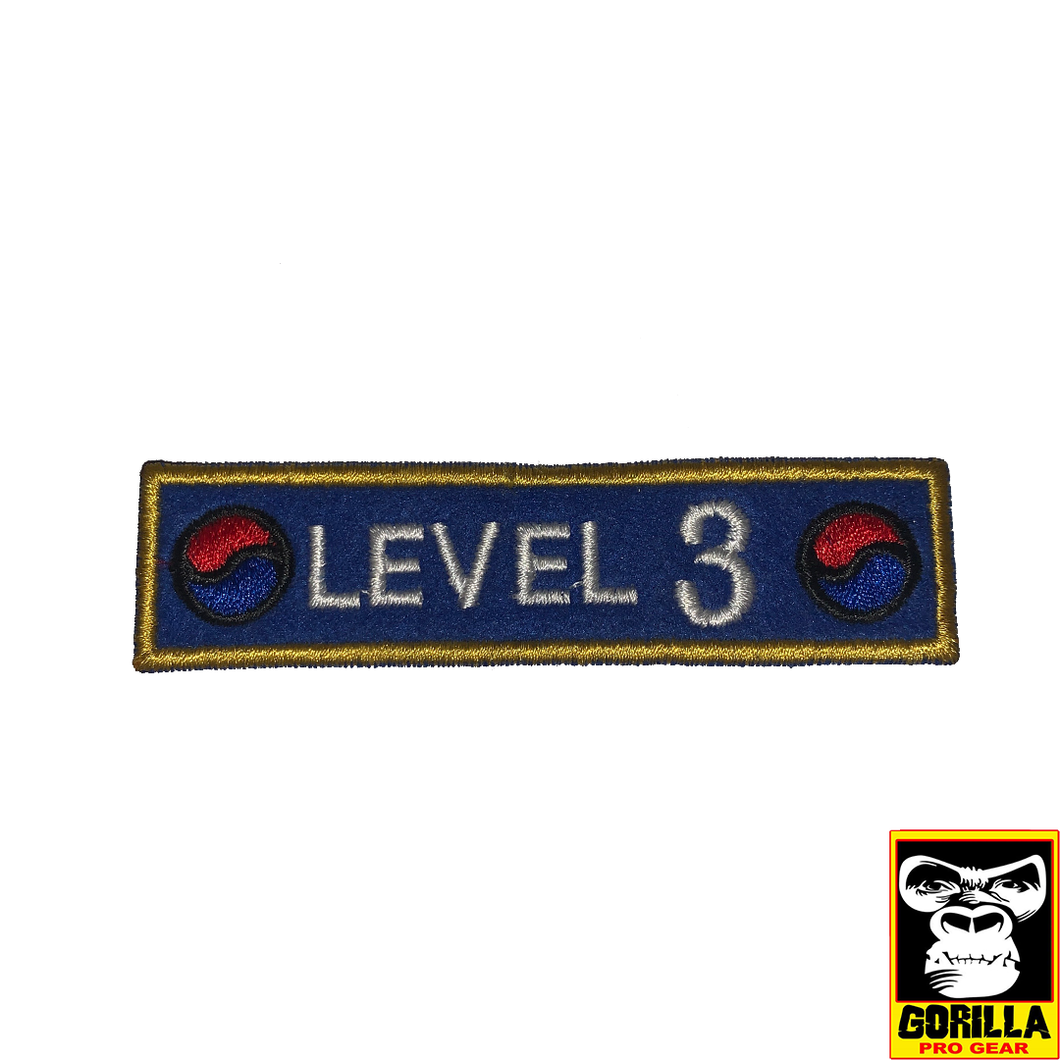 LEVEL 3 PATCH