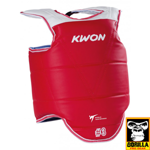WT KWON CHEST GUARD
