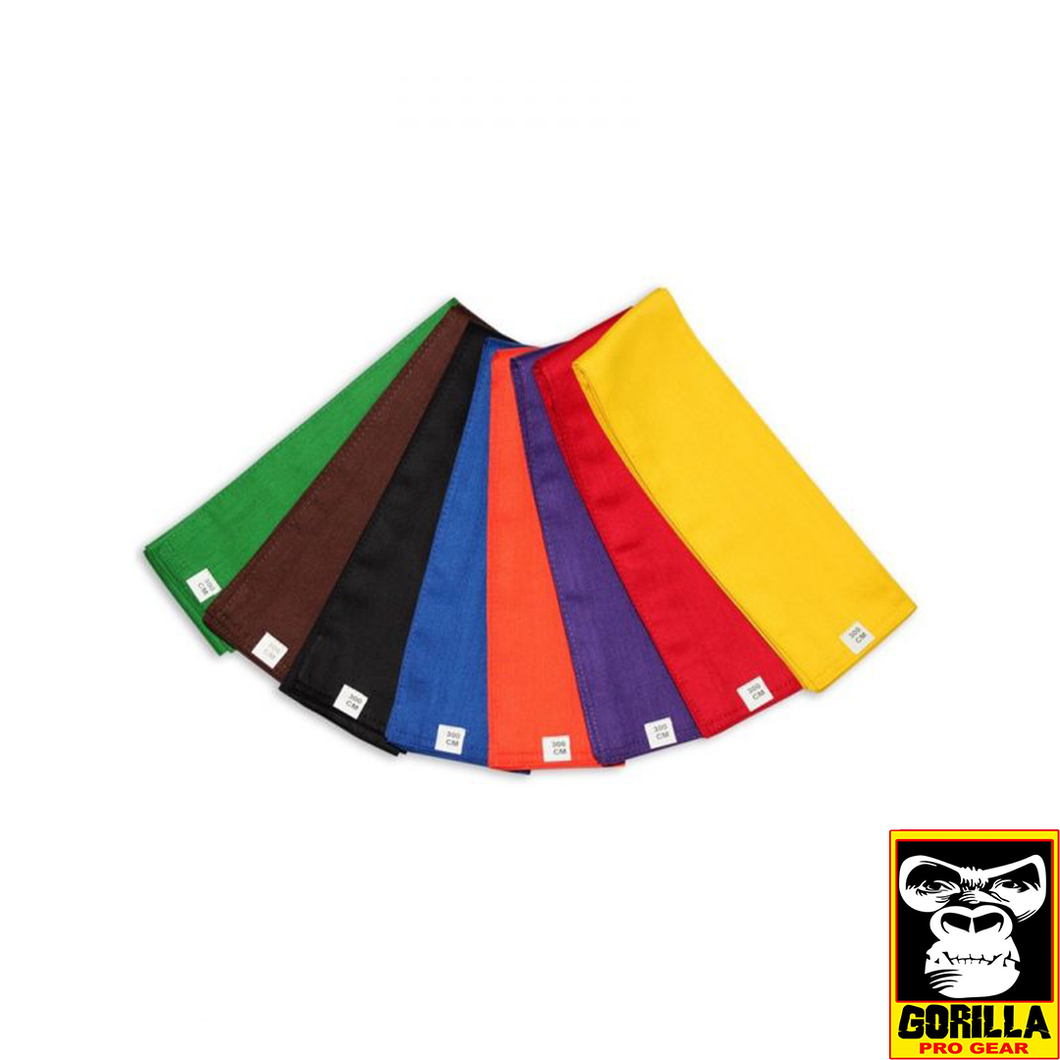 COLOR SASHES