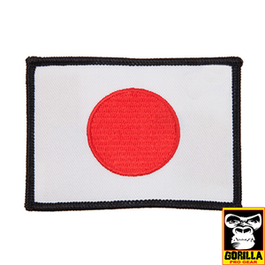 JAPAN-BLACK BORDER PATCH