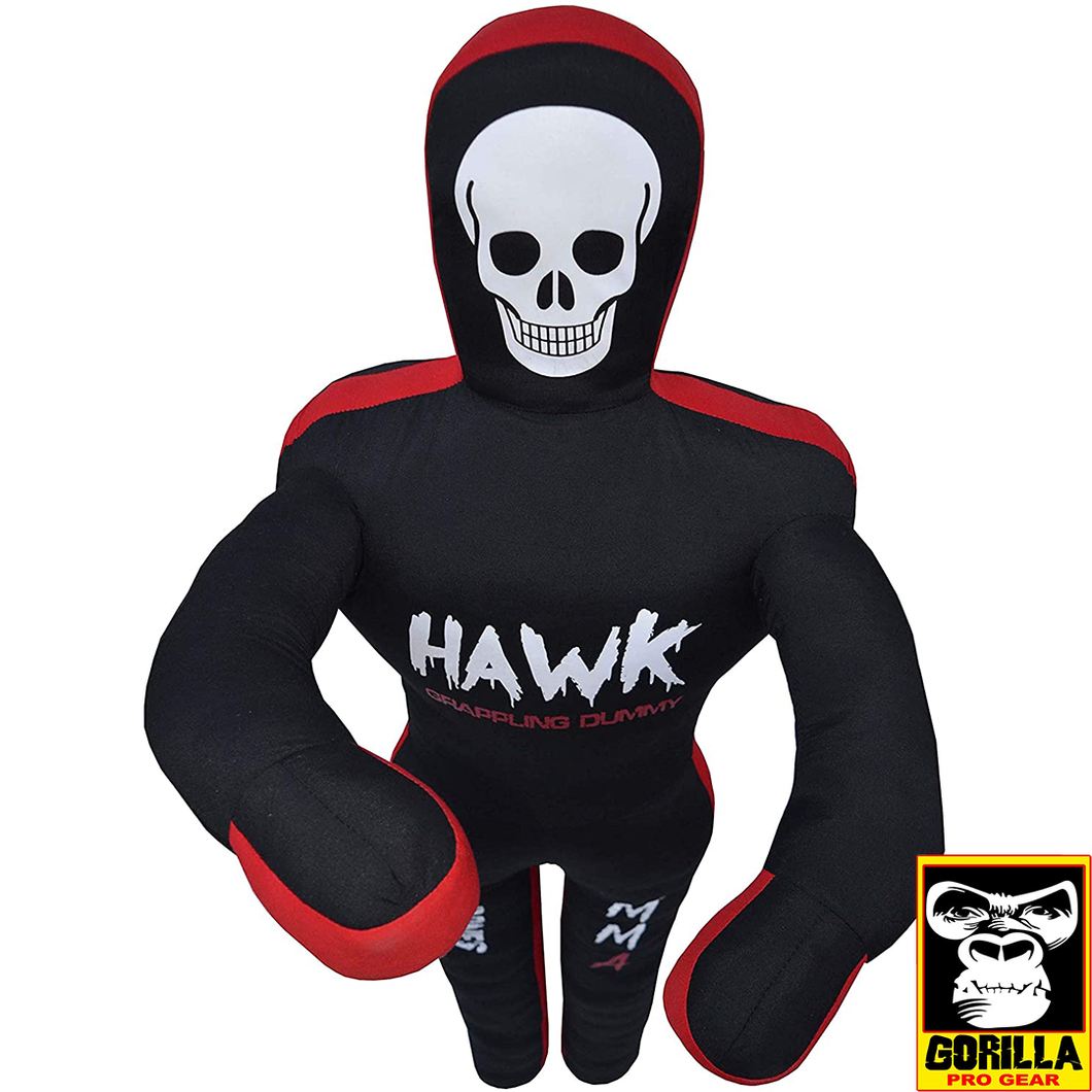 UNFILLED HAWK GRAPPLING DUMMY
