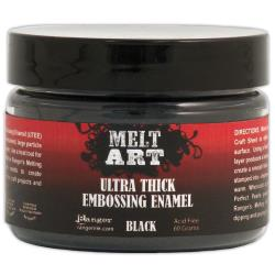 Ultra Thick Embossing Enamel 3oz - black