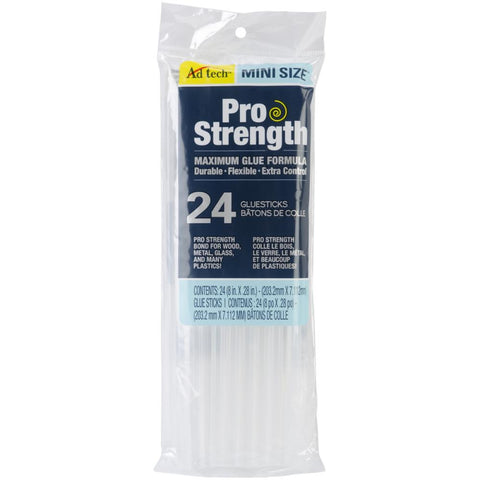 Pro Strength Mini Glue Sticks