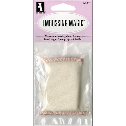 "Embossing Magic Pad 2.5""X2"""