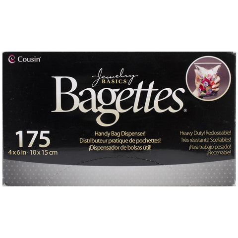 Bagettes Heavy-Duty Reclosable Bags 175/Pkg