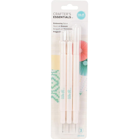 We R Memory Keepers Embossing Stylus 3/Pkg