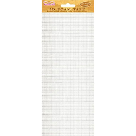 Best Creation Double-Sided Foam Tape - Small Squares