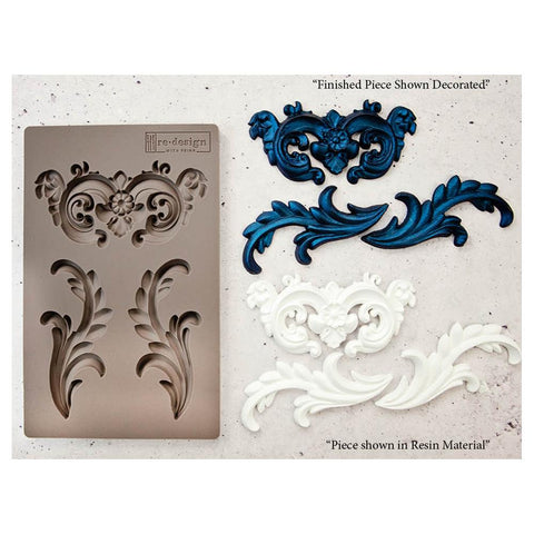 Prima Re-Design Decor Mould Everleigh Flourish