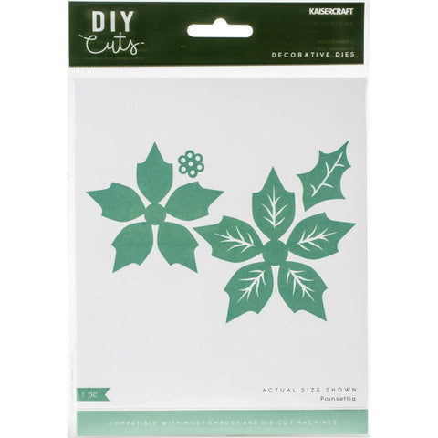 Kaisercraft Decorative Die Poinsettia