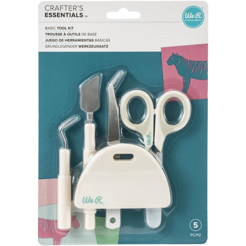 We R Memory Keepers Hand Tools Kit