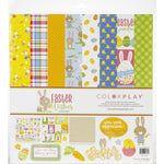 "ColorPlay, EASTER WISHES - Collection Pack 12""X12"""