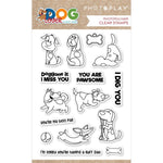 PhotoPlay Photopolymer Stamp Dog Lover