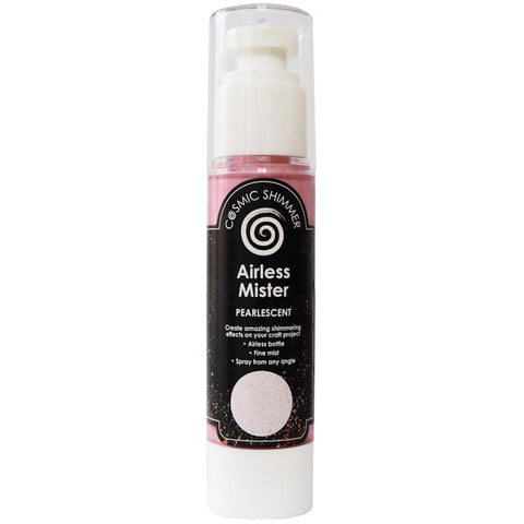 Cosmic Shimmer Pearlescent Airless Mister 50ml - VARIOUS COLORS