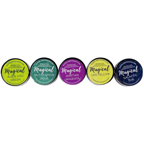 Lindy's Stamp Gang Magicals .25oz 5/Pkg Outer Space