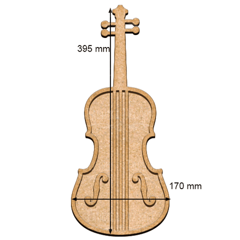 Art board VIOLIN