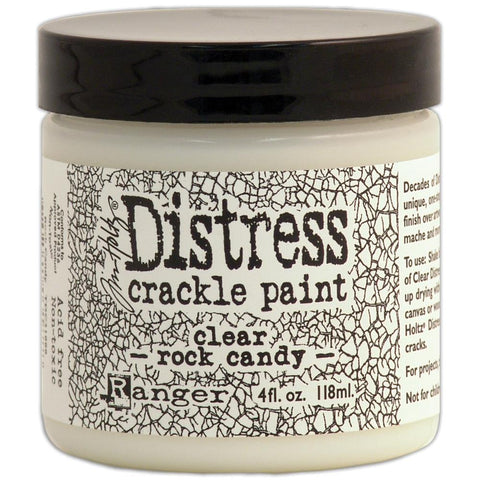 Tim Holtz Distress Crackle Paint 4oz