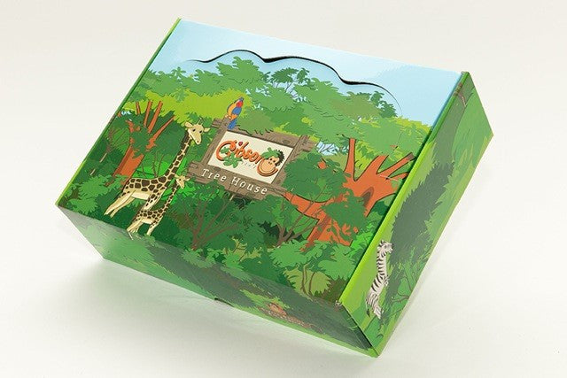 GIBSON'S TREE HOUSE BOX