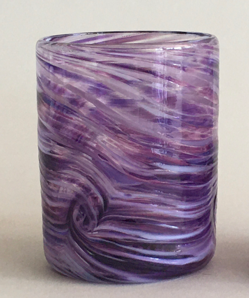 Tumbler / Lowball Glass - Amethyst