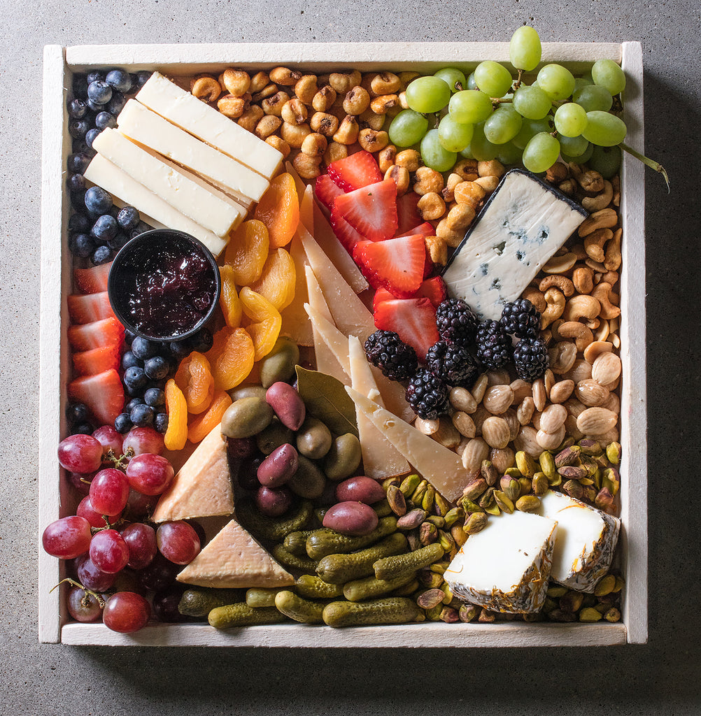 Small Party Cheese Board