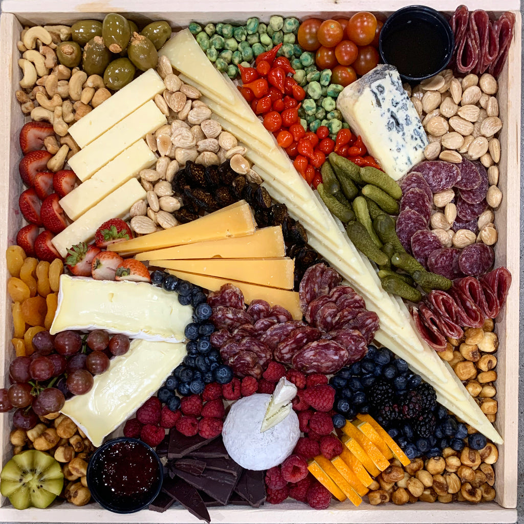 Large Party Cheese Board