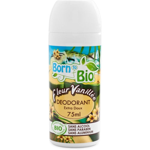 Deodorant bio roll-on Vanilie (75 ml)