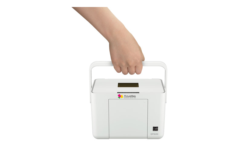 Epson PictureMate Charm Compact Photo Printer