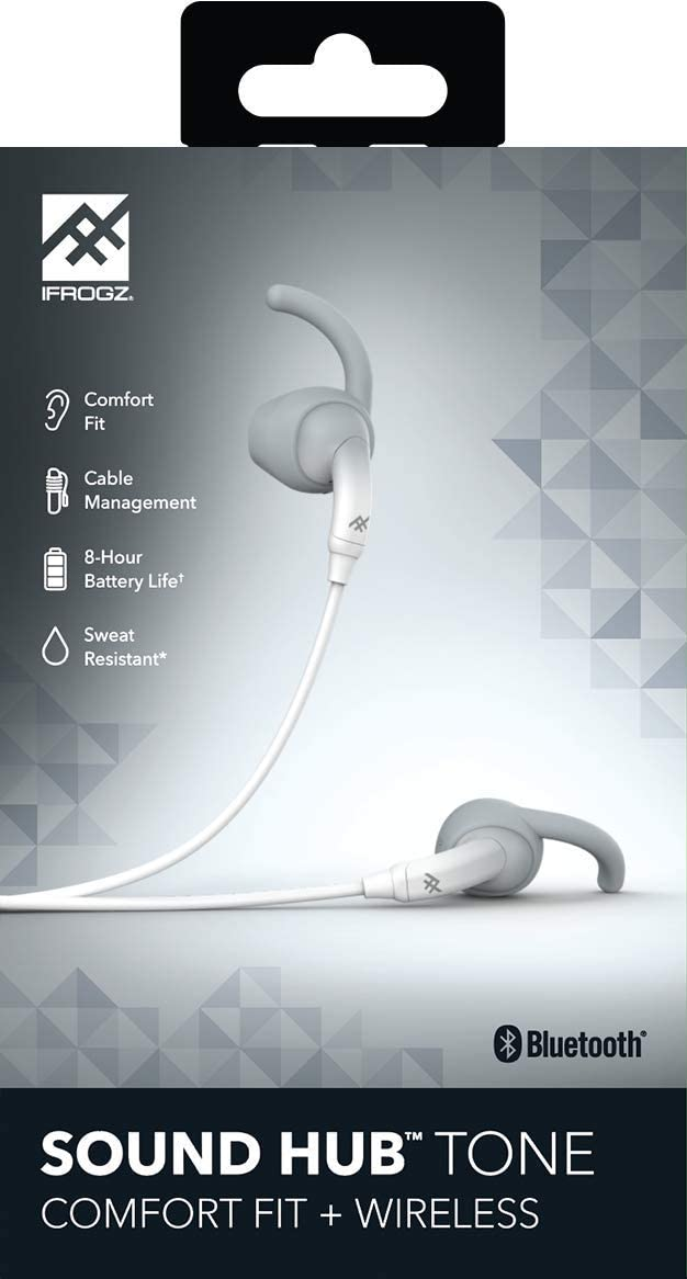 Ifrogz SoundHub Sync Wireless Earbuds