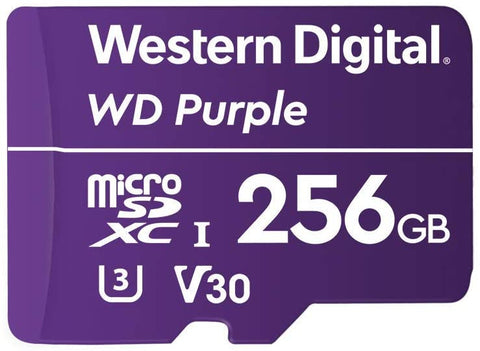 Western Digital 256GB SD Card