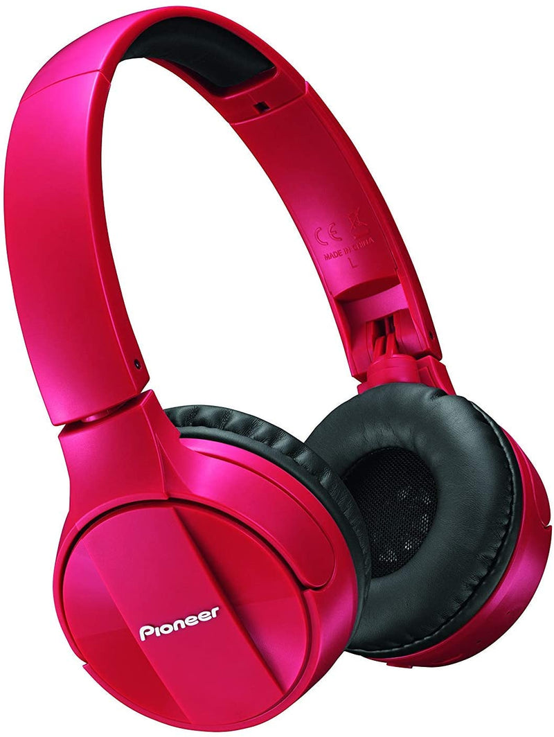 Pioneer Bluetooth Lightweight Wireless Stereo Headphones