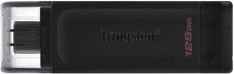 Kingston 128gb DataTraveler 70 USB-C flashdrive
