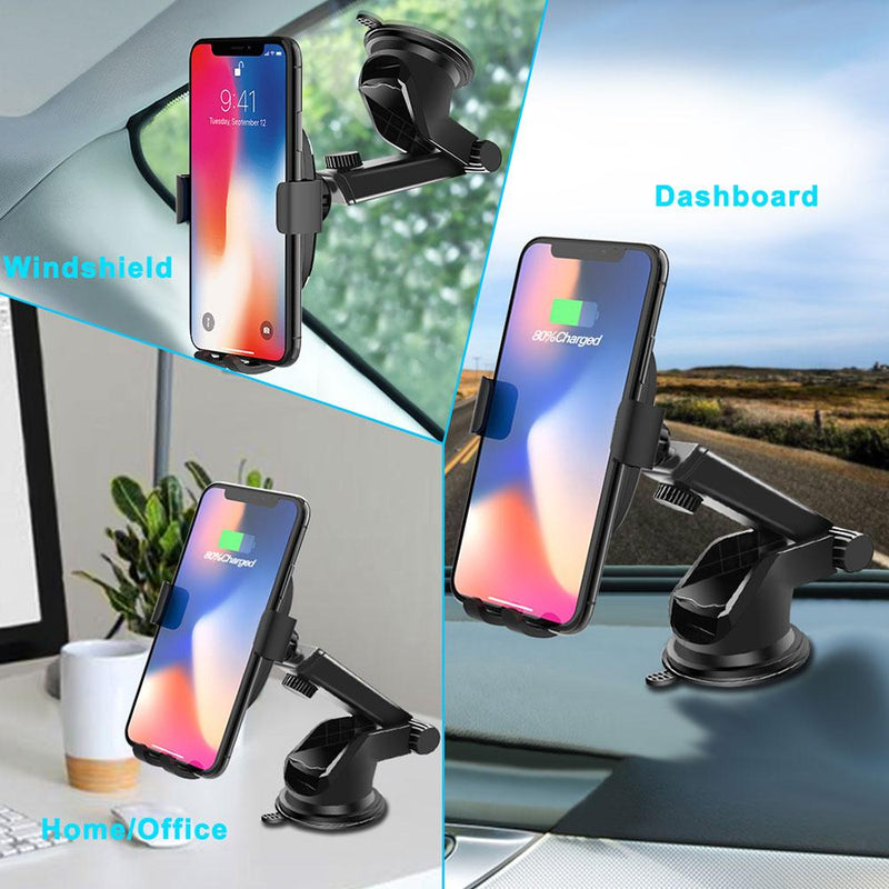 Argom WIRELESS FAST CHARGER CAR MOUNT
