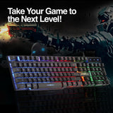 Argom COMBAT GAMING KEYBOARD & MOUSE COMBO KB51