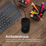 Argom MS14 WIRED USB MOUSE