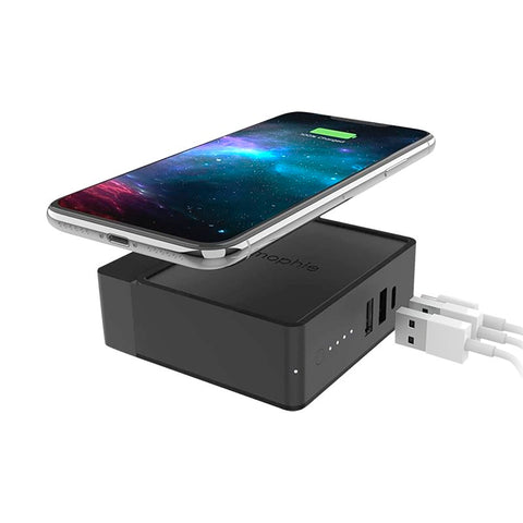 Mophie Powerstation Hub Wireless Qi Power Station