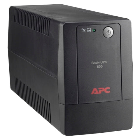 APC 600VA 4 outlet Back-UPS