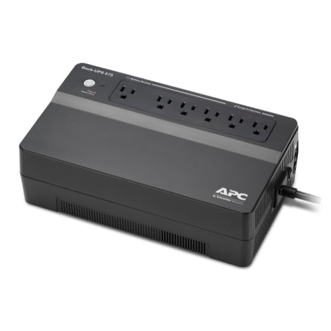 APC 575VA 6 outlet Back-UPS