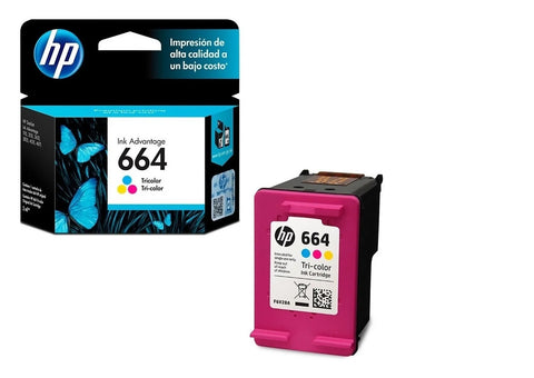 HP 664 Tri Color Ink