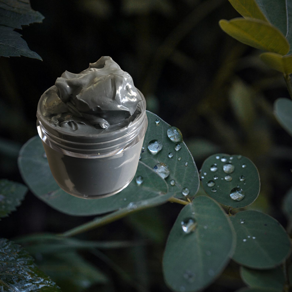 Activated Charcoal Clay Mask - Full of Life Natural Products