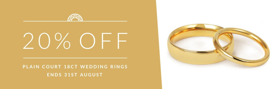 20% Wedding Ring